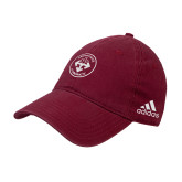 Adidas Cardinal Slouch Unstructured Low Profile Hat-Seal