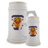 Full Color Decorative Ceramic Mug 22oz-Presidents Crest