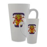 Full Color Latte Mug 17oz-Presidents Crest