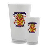 Full Color Glass 17oz-Presidents Crest