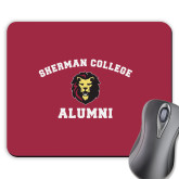 Full Color Mousepad-Alumni with Lion