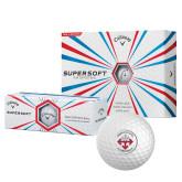 Callaway Supersoft Golf Balls 12/pkg-Seal