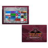 Surface Pro 3 Skin-Shaw University Primary