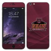 iPhone 6 Plus Skin-Shaw University Primary