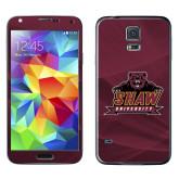 Galaxy S5 Skin-Shaw University Primary