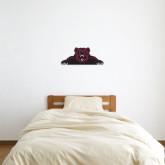 6 in x 2 ft Fan WallSkinz-Bear Logo