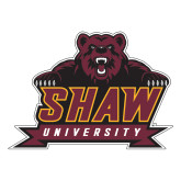 Large Decal-Shaw University Primary