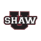 Small Decal-Shaw U, 6in Wide