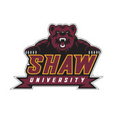 Small Decal-Shaw University Primary