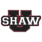 Extra Large Decal-Shaw U, 18in Wide