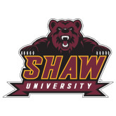 Extra Large Decal-Shaw University Primary