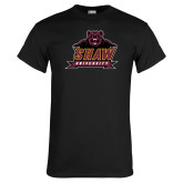 Black T Shirt-Shaw University Primary