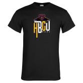Black T Shirt-HBCU