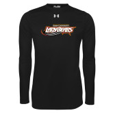 Under Armour Black Long Sleeve Tech Tee-Lady Bears