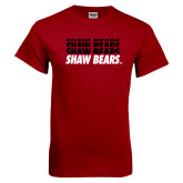 Cardinal T Shirt-Shaw Bears Repeating