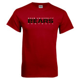Cardinal T Shirt-Bears Football