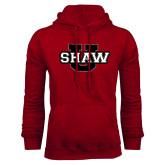 Cardinal Fleece Hoodie-Shaw U