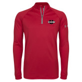 Under Armour Cardinal Tech 1/4 Zip Performance Shirt-Shaw U