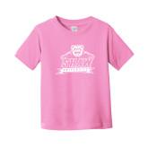 Toddler Pink T Shirt-Shaw University Primary