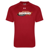 Under Armour Cardinal Tech Tee-Lady Bears