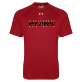 Under Armour Cardinal Tech Tee-Bears Football