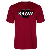Syntrel Performance Cardinal Tee-Shaw U