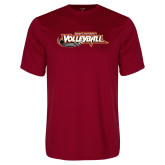 Performance Cardinal Tee-Volleyball