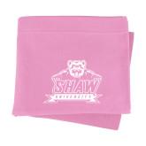 Pink Sweatshirt Blanket-Shaw University Primary