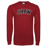 Cardinal Long Sleeve T Shirt-Arched Shaw