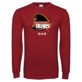 Cardinal Long Sleeve T Shirt-Dad
