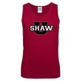 Cardinal Tank Top-Shaw U