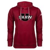 Adidas Climawarm Cardinal Team Issue Hoodie-Shaw U