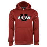 Under Armour Cardinal Performance Sweats Team Hoodie-Shaw U