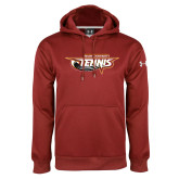 Under Armour Cardinal Performance Sweats Team Hoodie-Tennis
