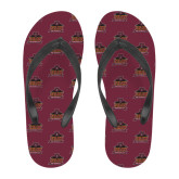 Full Color Flip Flops-Shaw University Primary