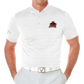 Callaway Opti Vent White Polo-Shaw University Primary