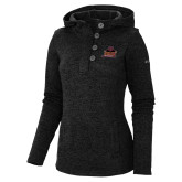 Columbia Ladies Darling Days Black Pullover-Shaw University Primary
