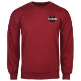 Cardinal Fleece Crew-Shaw U