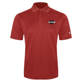Under Armour Cardinal Performance Polo-Shaw U