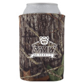 Collapsible Camo Can Holder-Shaw University Primary