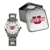 Mens Stainless Steel Fashion Watch-Shaw U