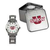 Ladies Stainless Steel Fashion Watch-Shaw U