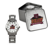 Ladies Stainless Steel Fashion Watch-Shaw University Primary