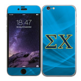 iPhone 6 Skin-Sigma Chi Greek Letters
