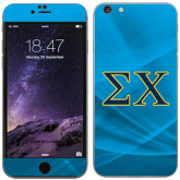iPhone 6 Plus Skin-Sigma Chi Greek Letters