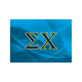 Generic 13 Inch Skin-Sigma Chi Greek Letters