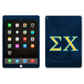 iPad Air 2 Skin-Sigma Chi Greek Letters