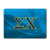 MacBook Pro 13 Inch Skin-Sigma Chi Greek Letters