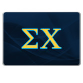MacBook Pro 15 Inch Skin-Sigma Chi Greek Letters