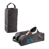 Northwest Golf Shoe Bag-Sigma Chi Greek Letters